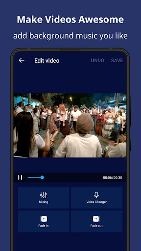 Super Sound - Free Music Editor & MP3 Song Maker 1.6.8 Screenshots 2