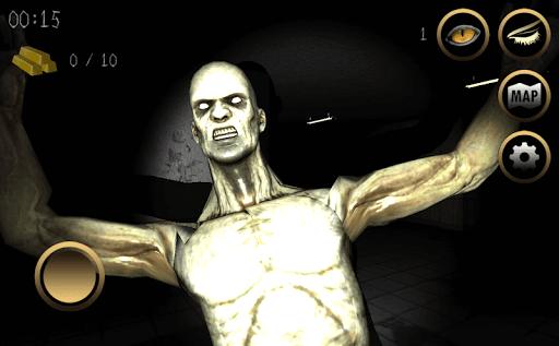 Code Triche アンレスト:3D脱出ホラー (Astuce) APK MOD screenshots 4