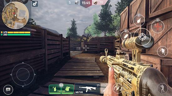 World War 2: Battle Combat FPS Shooting Games 2.73 Screenshots 3