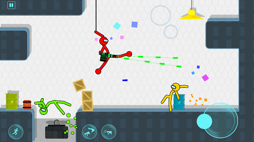Supreme Stickman Fighting: Stick Fight Games android2mod screenshots 4