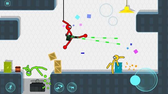 Supreme Stickman Fighting: Stick Fight Games 4