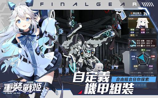 u91cdu88ddu6230u59ec-Final Gear  screenshots 8