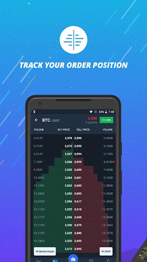 WazirX - Bitcoin, Crypto Trading Exchange India android2mod screenshots 7