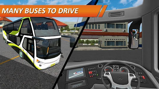 Bus Simulator Indonesia 3.4.3 MOD APK [UNLIMITED MONEY] 1