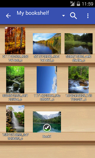 Perfect Viewer PDF&DJVU Plugin  APK screenshots 1