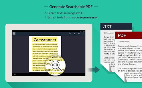CamScanner HD - Scanner, Fax screenshots 9