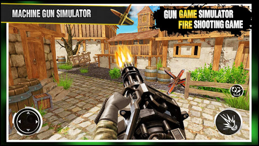 Gun Game Simulator: Fire Free u2013 Shooting Game 2k21 1.0.4 screenshots 2