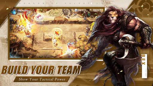 Ace Defender: War of Dragon Slayer screenshots 2