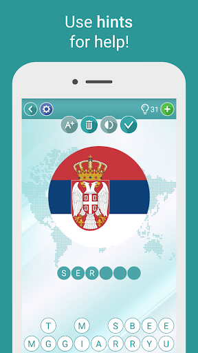 Geography Quiz - flags, maps & coats of arms 1.5.19 screenshots 5
