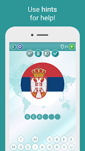 Geography Quiz – flags, maps & coats of arms 5