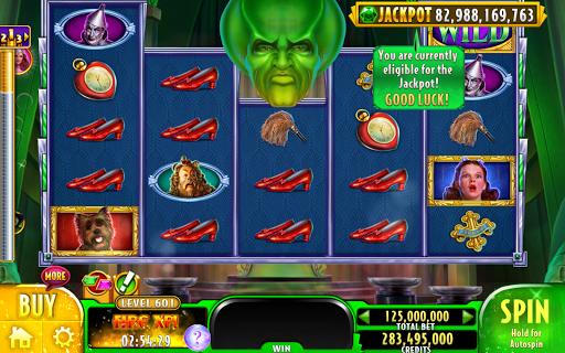 Wizard of Oz Free Slots Casino  screenshots 18