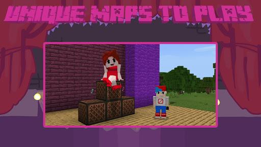 Friday Night Funkin New Week Battle Mod for MCPE apktreat screenshots 1