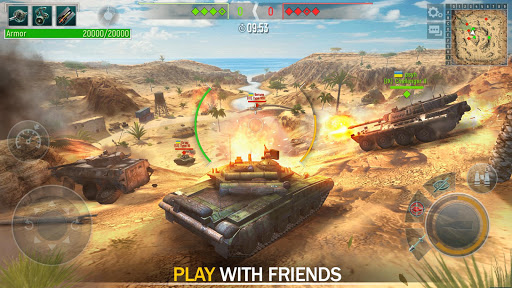 Tank Force: Modern Military Games 4.62.1 screenshots 1
