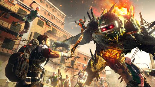 ZOMBIE HUNTER: Offline Games  screenshots 21