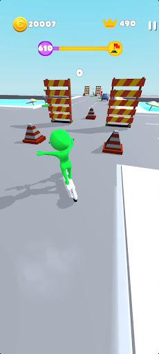 Scooter Taxi Pro screenshots 1