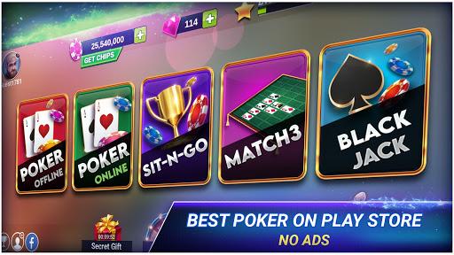 Poker ZMist - Free Texas Holdem Poker screenshots 2