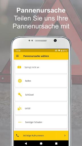 ADAC Pannenhilfe  screenshots 1