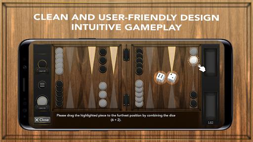 Backgammon Classic Free 1.0.16 screenshots 4