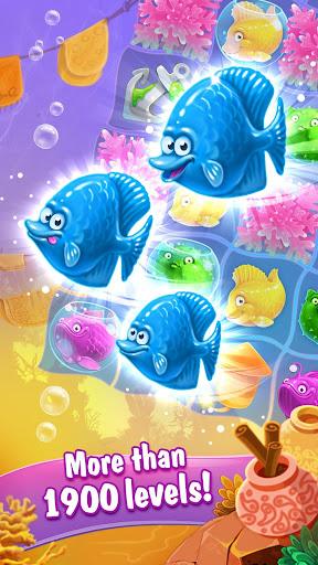 Mermaid - treasure match-3 2.42.0 screenshots 18