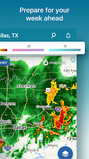 Weather Forecast & Snow Radar: The Weather Channel Screenshot