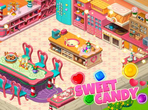 Candy Legend: Manor Design 123 screenshots 14