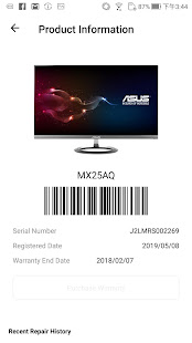 MyASUS - Service Center 4.3.24 Screenshots 3