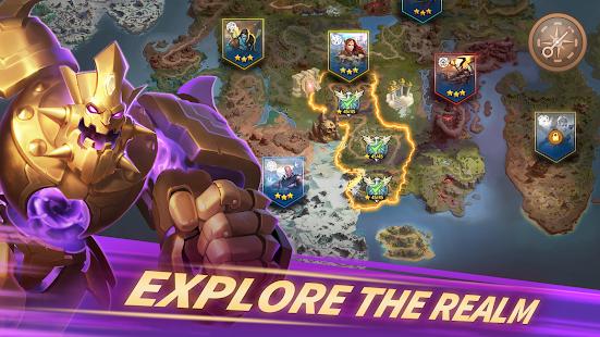 Might & Magic: Era of Chaos - Tactical RPG screenshots 7