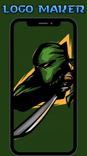 Gaming Logo Maker - Gaming Logo Design Ideas 1.0 Screenshots 3