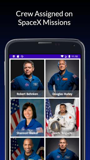 Follow SpaceX  screenshots 7