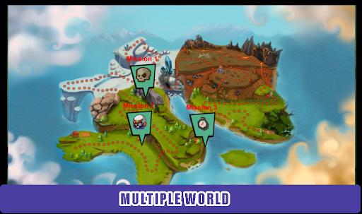 Super Ravein Knight - Angry Heroes Titu00e3s Adventure  screenshots 8