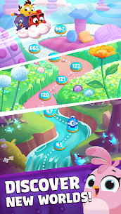 Angry Birds Dream Blast MOD APK (Unlimited Moves) 4