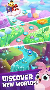 Angry Birds Dream Blast - Bird Bubble Puzzle Mod Apk