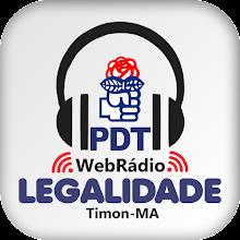 Rádio Web Legalidade icon