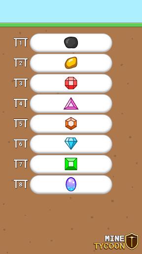 Code Triche Mine Tycoon APK MOD (Astuce) screenshots 2