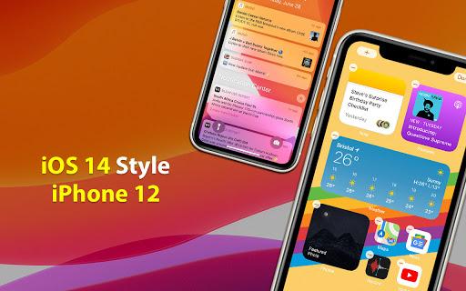 Launcher iPhone 7.2.5 Screenshots 12