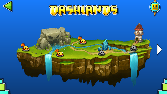 Geometry Dash World 1.03 Screenshots 2