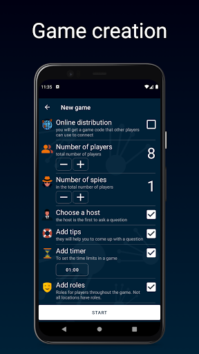 Spy Game apktram screenshots 4