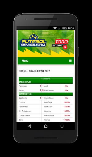 Foto do Live Brazilian Football