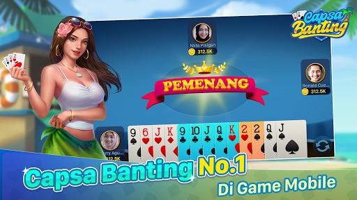 Capsa Banting ZingPlay - Best slamming card game  screenshots 1