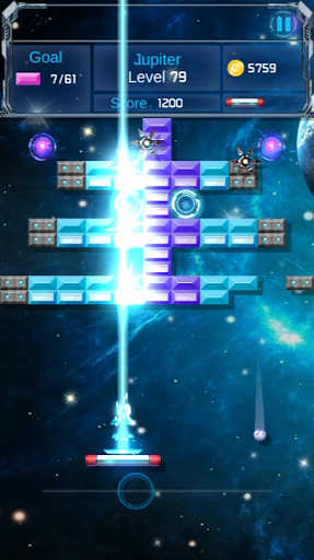 Brick Breaker : Space Outlaw 1.0.29 screenshots 16