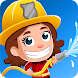 Idle Firefighter Tycoon - Fire Emergency Manager - Androidアプリ