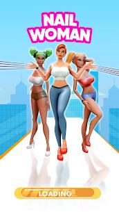 Nail Woman: Baddies Long Run, High Women Nails (MOD) 1