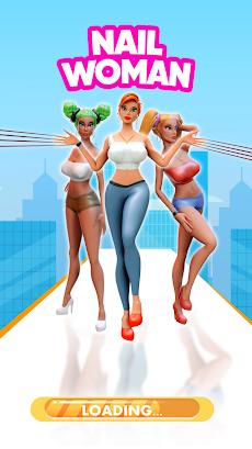 ネイルウーマン: ネイルゲーム Nail Woman: Baddies Long Runのおすすめ画像1