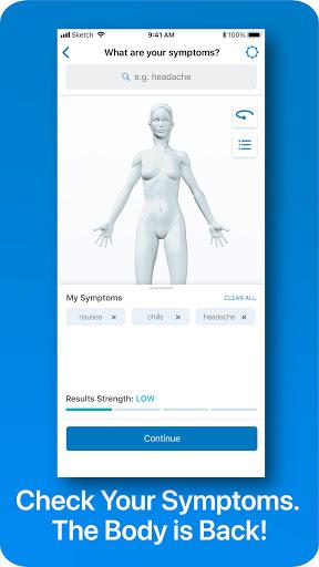WebMD: Check Symptoms, Rx Savings, & Find Doctors  screenshots 1