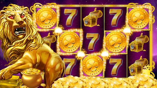 golden lion: free slots casino screenshot 1