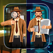 Find the Difference Puzzle – Detective Games 2021