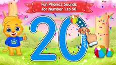 123 Numbers - Count & Tracingのおすすめ画像2