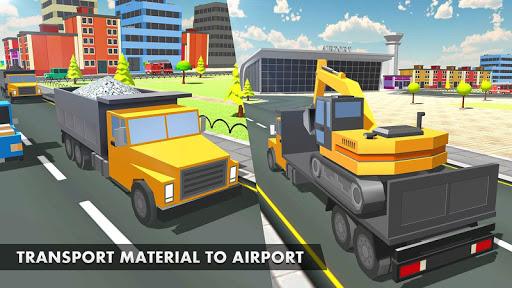 vegas city runway - build and craft screenshot 2