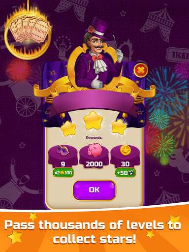 ud83cudfaaCircus Words: Free Word Spelling Puzzle  screenshots 6