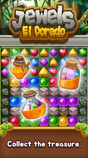 Jewels El Dorado 2.9.2 screenshots 5